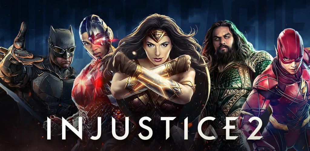 دانلود  بازی مبارزه ای بی عدالتی ۲ Injustice 2 2.6.1 – اندروید + مود + دیتا