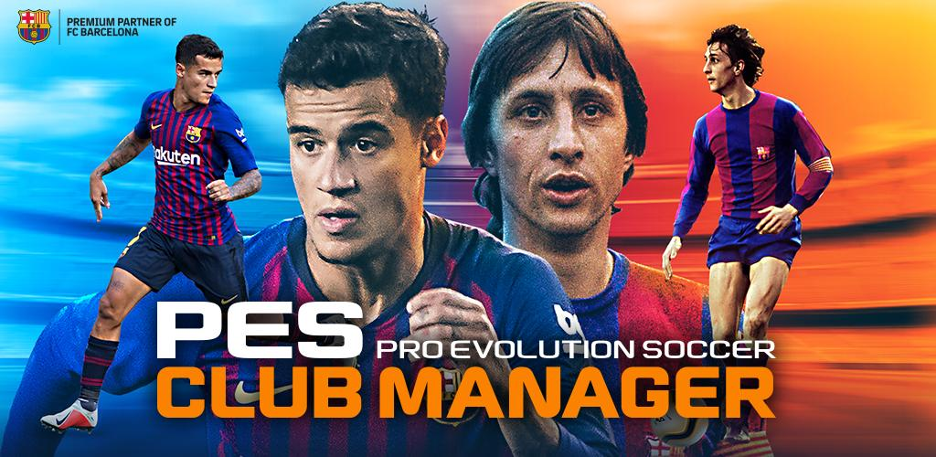 دانلود بازی PES Club Manager 2.0.3 – سرمربی فوتبال اندروید + دیتا