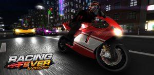 دانلود بازی موتورسواری Racing Fever: Moto 1.4.11