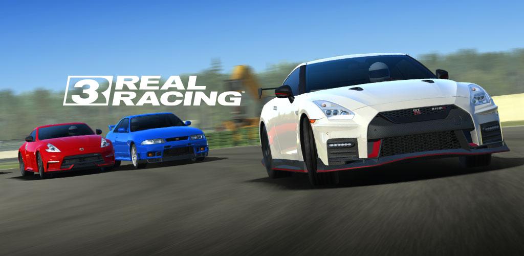 دانلود بازی اتومبیل رانی ریل رسینگ ۳- Real Racing 3 7.0.0 – اندروید + مود
