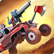 دانلود بازی WarCars 2 0.1030 – اکشن جنگ ماشین ها ۲ اندروید