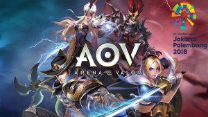 دانلود بازی جنگ دلاوران Garena AOV 1.25.1.2