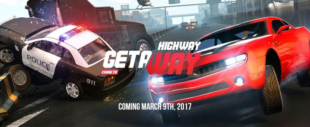دانلود بازی فرار در بزرگراهها Highway Getaway: Chase TV 1.2.1  اندروید