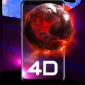 دانلود  Animated AMOLED 3D Backgrounds v1.57 – نرم افزار تصویر زمینه زنده اندروید