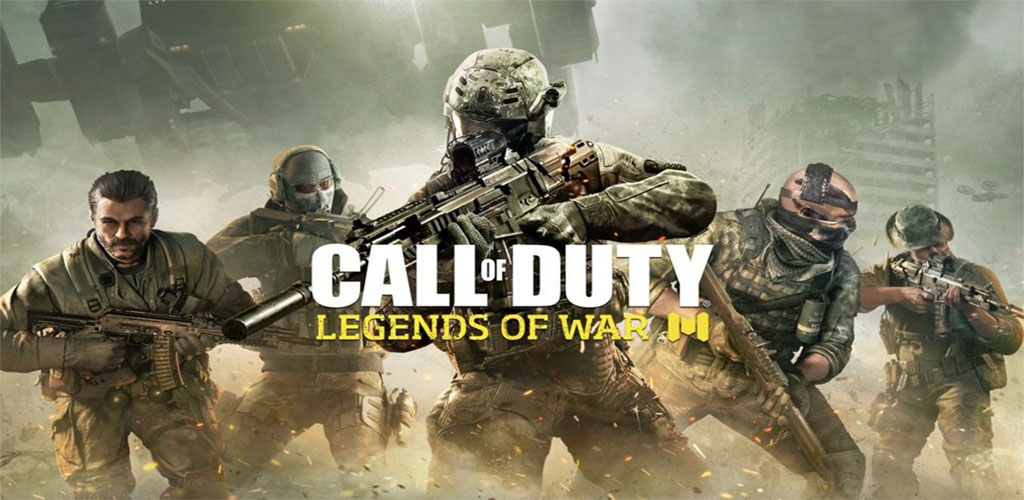 Call of Duty: Legends of War 1.0.0 – ندای وظیفه: اسطوره های جنگ اندروید