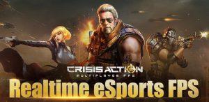 دانلود Crisis Action 2018 3.0.5