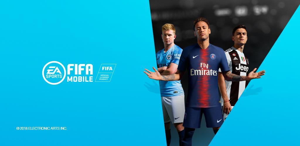 """دانلود FIFA Soccer: FIFA World Cup 12.1.00 – بازی فوتبال """"فیفا موبایل ۲۰۱۹"""" اندروید"""