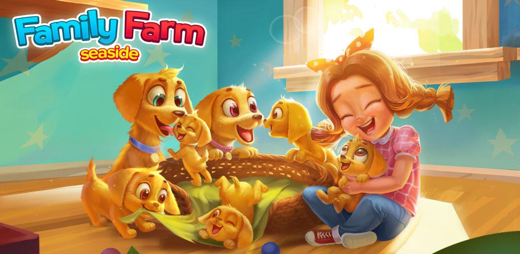 دانلود بازی Family Farm Seaside v5.2.400 مزرعه خانواده اندروید