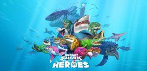 دانلود Hungry Shark Heroes 1.5 - بازی قهرمانان کوسه گرسنه