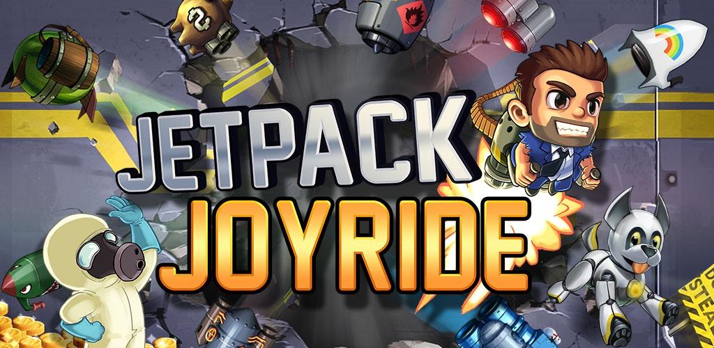 دانلود Jetpack Joyride 1.13.2 – بازی جت سواری اندروید + مود