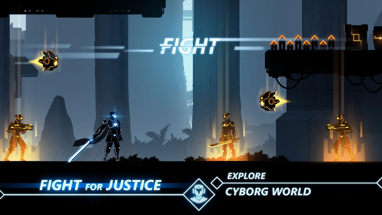 دانلود Overdrive – Ninja Shadow Revenge 1.5.5 – بازی انتقام نینجا اندروید + مود