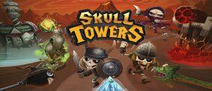 دانلود Skull Towers: Castle Defense Games 1.0.6