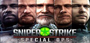 دانلود Sniper Strike : Special Ops 3.703