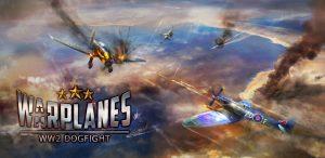 دانلود Warplanes: WW2 Dogfight 1.2