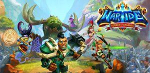 دانلود Wartide Heroes of Atlantis 1.11.4