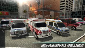 دانلود City Ambulance-Rescue Rush v1.1.3911