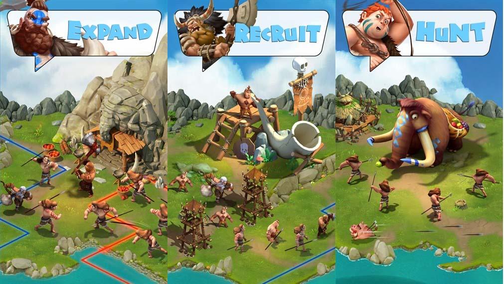 دانلود Survival Mobile:10,000 BC 0.2.128 – بازی عصرحجر اندروید