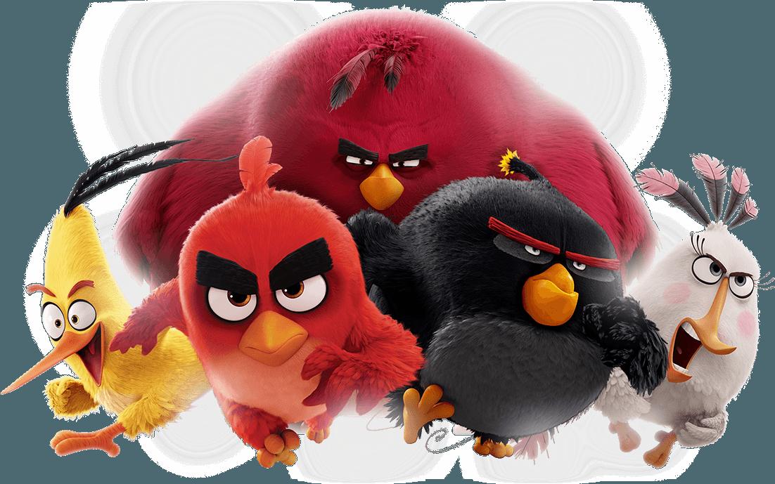 دانلود Angry Birds 2 2.24.1 – بازی پرندگان خشمگین ۲ اندروید + دیتا