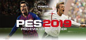 دانلود بازی پی اس2019- PRO EVOLUTION SOCCER 2019