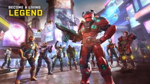 دانلود بازی اکشن افسانه سایه ها Shadowgun Legends 0.7.5