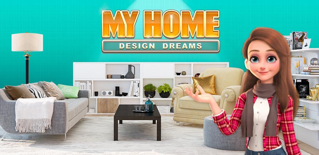 دانلود My Home: Design Dreams 1.0.66 – بازی خانه من: طراحی رویایی اندروید + مود