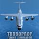 دانلود بازی Turboprop Flight Simulator 3D 1.24 برای اندروید|وی اندروید